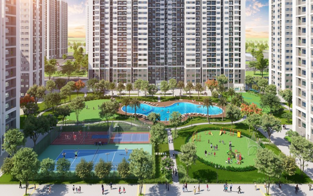 Vinhomes Grand Park Apartment